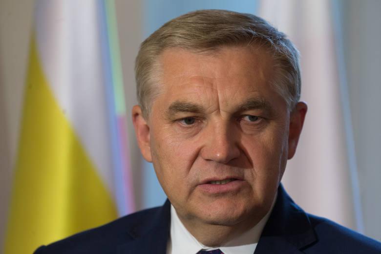 Tadeusz Truskolaski, prezydent Białegostoku od grudnia 2006 roku. Od października 2016 zarabia 9200 zł