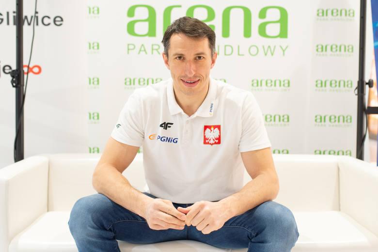 Sławomir Szmal gościł w Arenie Gliwice