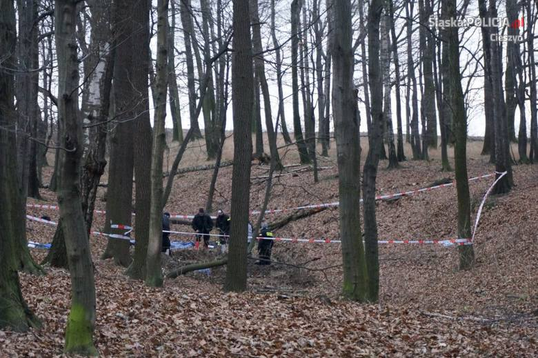 Tragiczny finał poszukiwań w Cieszynie: 23-letni Michał z Cieszyna zamordowany i zakopany w lesie