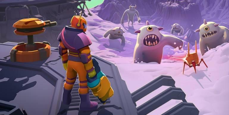 Sukces Space Pioneer, najnowszej gry bydgoskiego Vivid Games. 400 tysięcy użytkowników w tydzień!