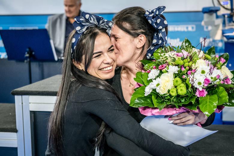 Magdalena Syrojeszko i Ewa Michalewicz na co dzień są przyjaciółkami