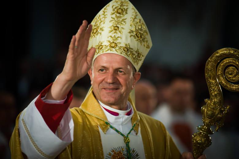 Ksiądz Tadeusz Wojda został nowym arcybiskupem białostockiej archidiecezji (zdjęcia, wideo)