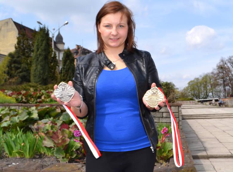 Grudziądzanka, Angelika Ferlin po raz drugi zdobyła brązowy medal mistrzostw Europy w sumo.