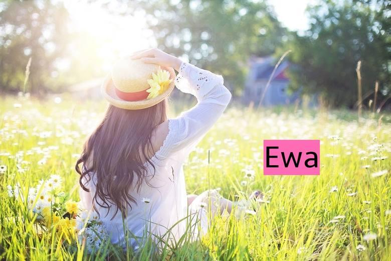 Kobiet o imieniu Ewa w naszym kraju (wg numeru PESEL) jest 535 332