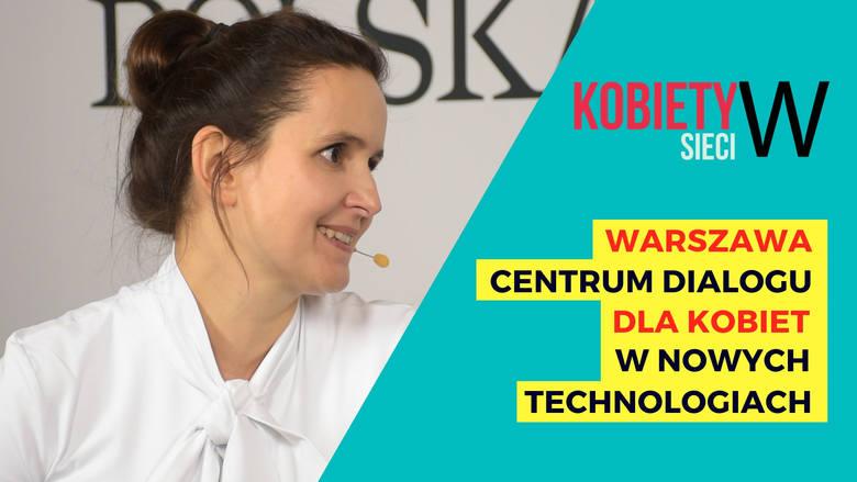 """""""Perspektywy Women in Tech Summit 2018""""- Bianka Siwińska"""