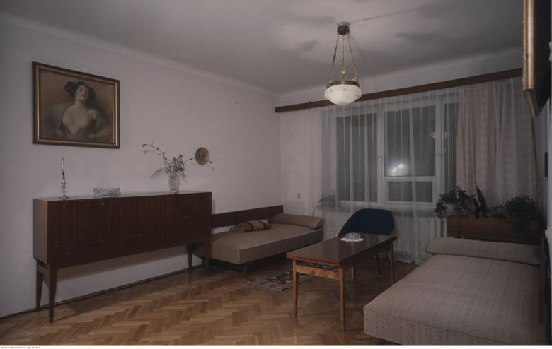 Jak wyglądały mieszkania w PRL? Czy ich wystrój wciąż jest modny? Zobacz archiwalne zdjęcia
