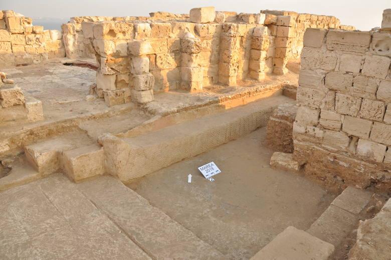 Nieopodal Aleksandrii archeolodzy z Krakowa odkryli ruiny kościoła z połowy IV wieku [ZDJĘCIA]