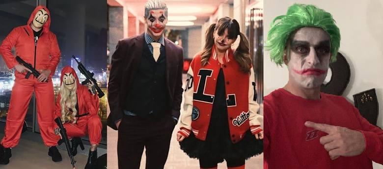 Z okazji Halloween Robert Lewandowski i jego żona Anna przebrali się za Jokera i Harley Quinn. Przeciwnik Batmana jest w tym roku popularny wśród sportowców.