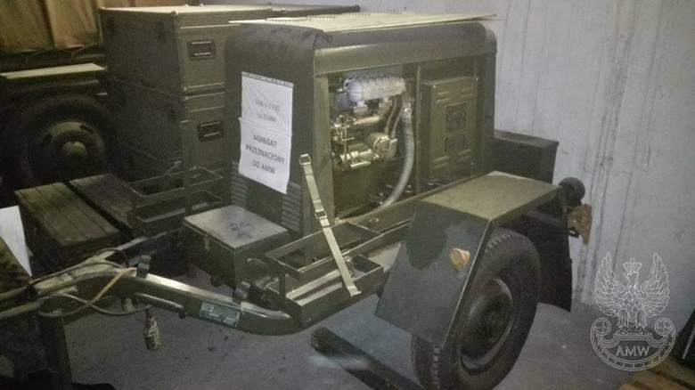 Modish Wyprzedaż mienia wojskowego. Co i za ile sprzedaje armia? [zdjęcia LC49