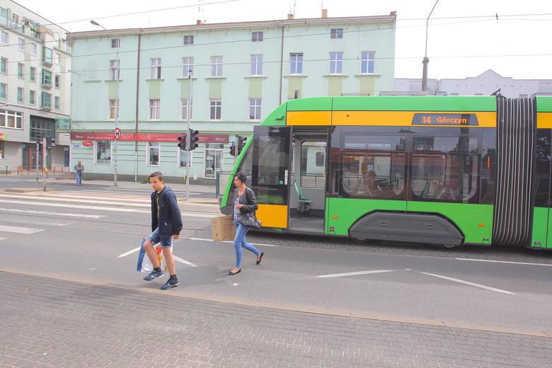 Projekt, którego wdrożenie będzie skutkować zwężeniem fragmentu ul. Głogowskiej jest gotowy.