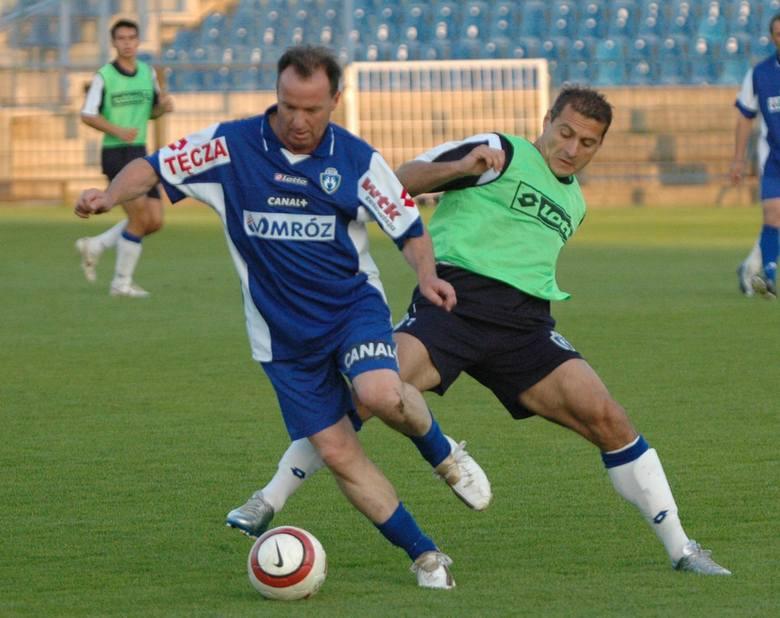 Mirosław Okoński był piłkarzem, który nie potrzebował szczęścia, bo miał ponadprzeciętny talent
