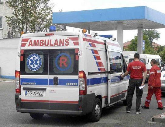 Rowerzysta zmarł po tym, jak potrącił go pijany kierowca audi