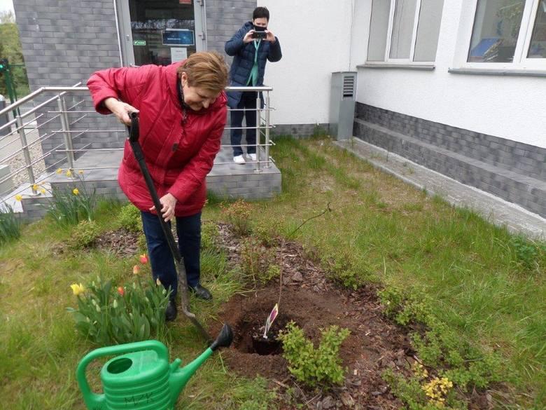 Barbara Langner po 40 latach pracy w MZK w Zielonej Górze odchodzi na emeryturę. Tak pięknie podziękowali jej i pożegnali pracownicy.
