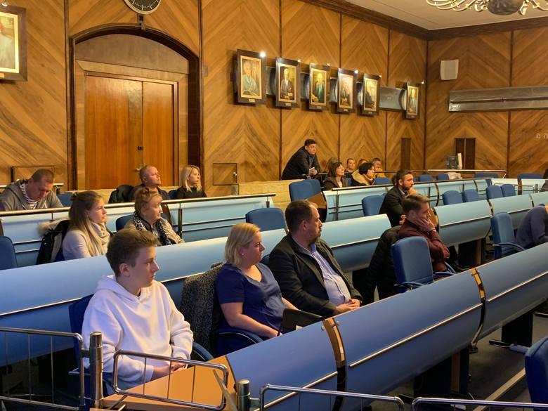 Rozmowy o budżecie w szczecińskim magistracie