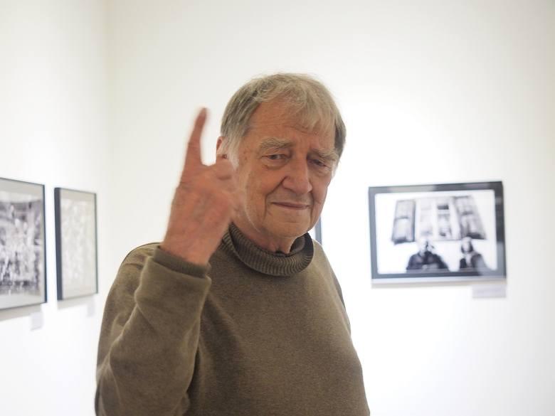 Krzysztof Gierałtowski mieszka nad Wigrami