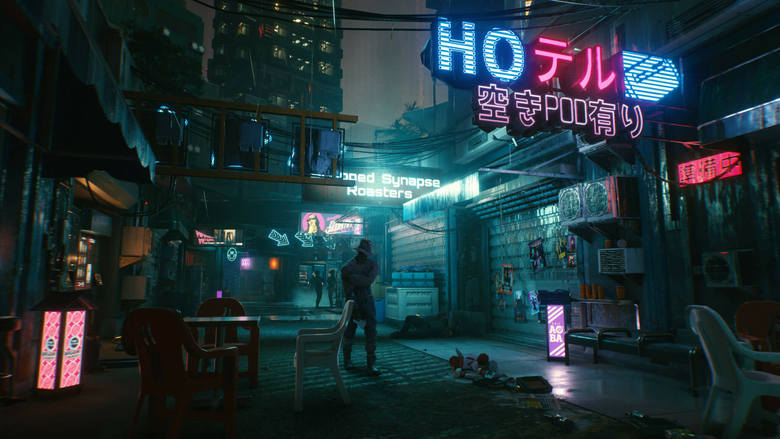 cyberpunk 2077 opinie