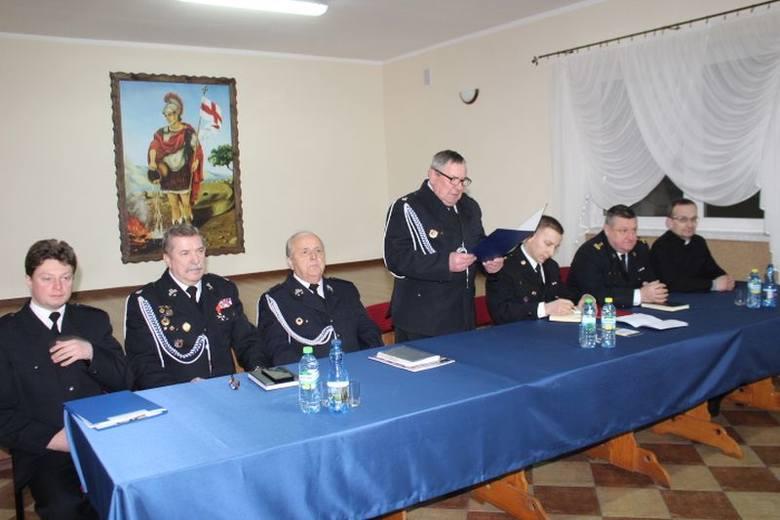 W Broniewie (gm. Radziejów )druhowie miejscowej miejscowym OSP podsumowali rok swojej pracy. Ocenili pozytywnie, zarząd otrzymał absolutorium.>>