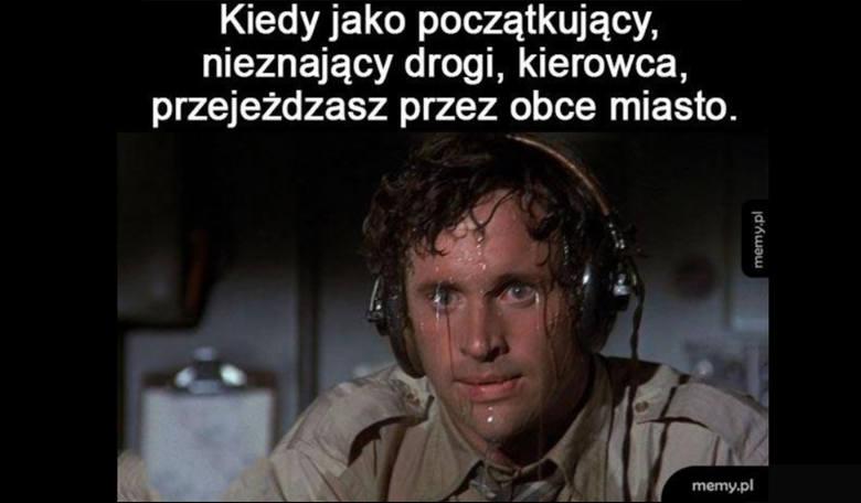 Jazda po polskich drogach to katalog wszystkich emocji. Od śmiechu, po frustrację, zniechęcenie i załamanie. Czy zgadzasz się z błyskotliwymi spostrzeżeniami