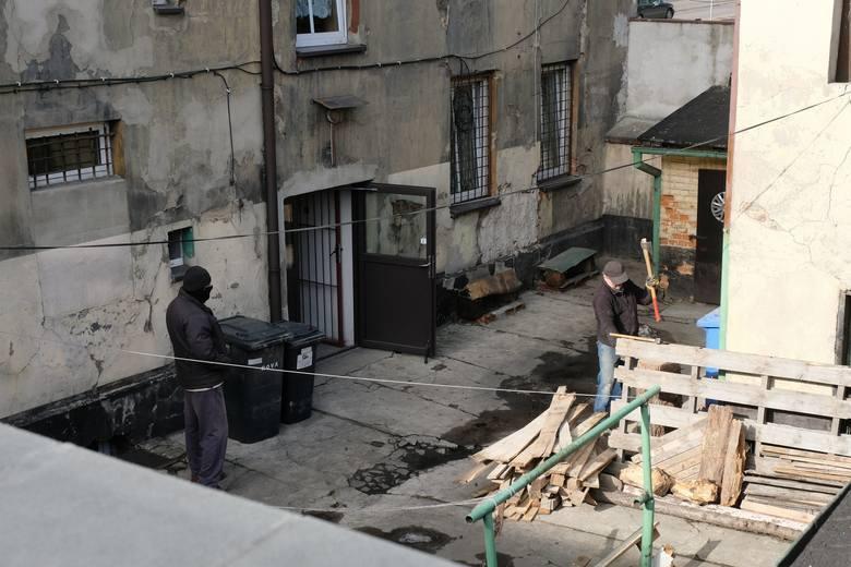 Miasto zapowiada rewitalizację podwórek w Bytomiu.