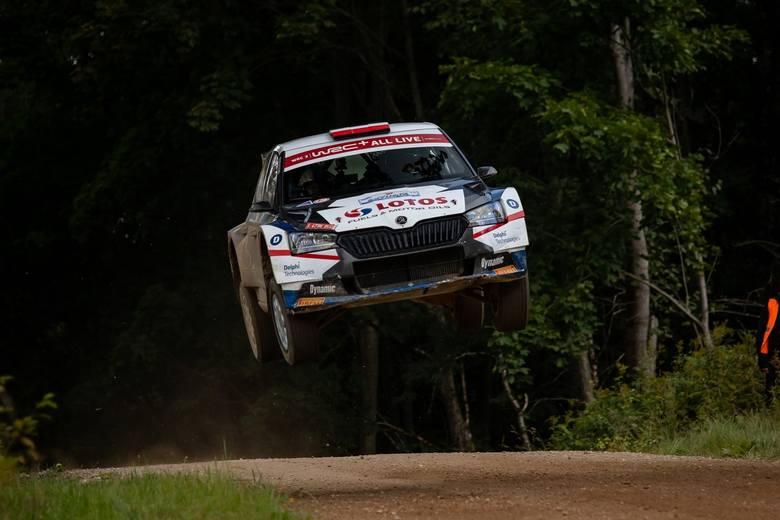 Kajetanowicz zachwyca formą w drugiej połowie sezonu WRC! Zobacz energetyczne wideo