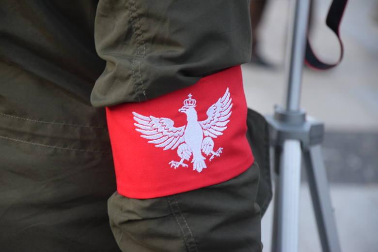 Białostocki Marsz Pamięci Żołnierzy Wyklętych. Białostoczanie przeszli ulicami miasta  (zdjęcia)