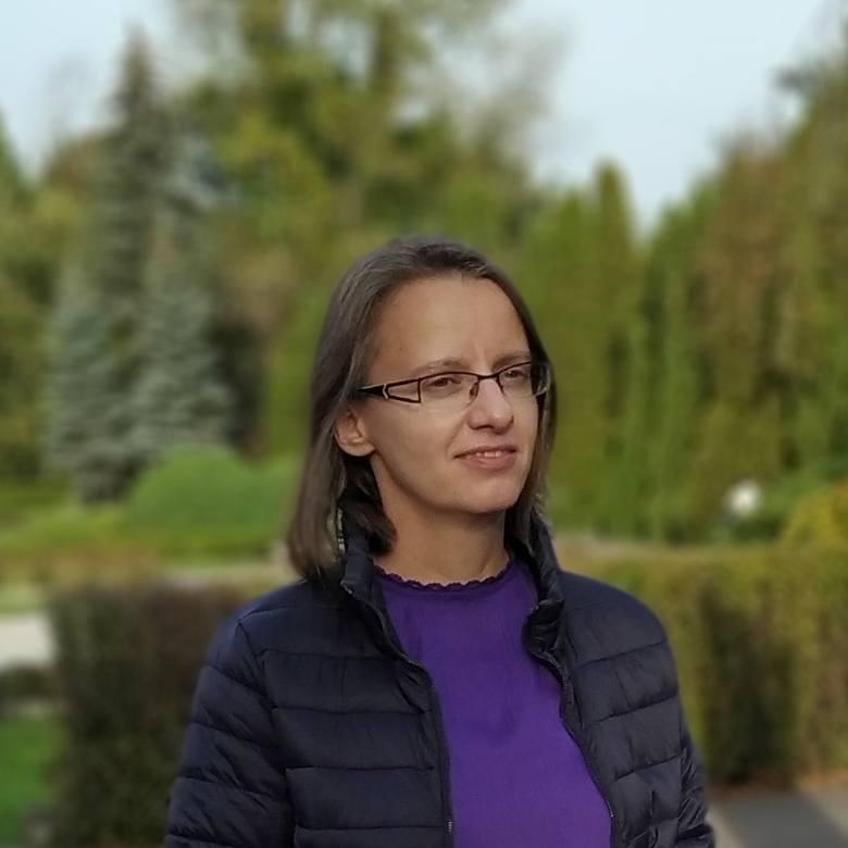 Dr Agnieszka Jeran, socjolog z UAM w Poznaniu.