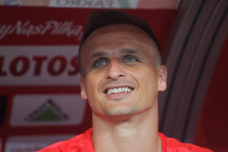 Czy Sławomir Peszko trafi do łódzkiego Widzewa?