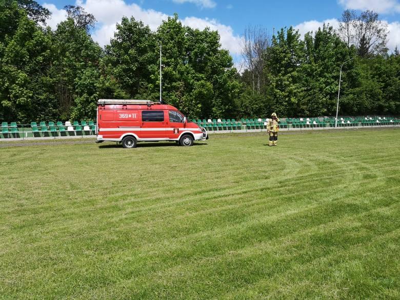 W czwartek pogotowie ratunkowe w Przemyślu otrzymało zgłoszenie z Dubiecka.- 12-letni chłopiec miał atak epilepsji, a następnie doznał urazu wtórnego