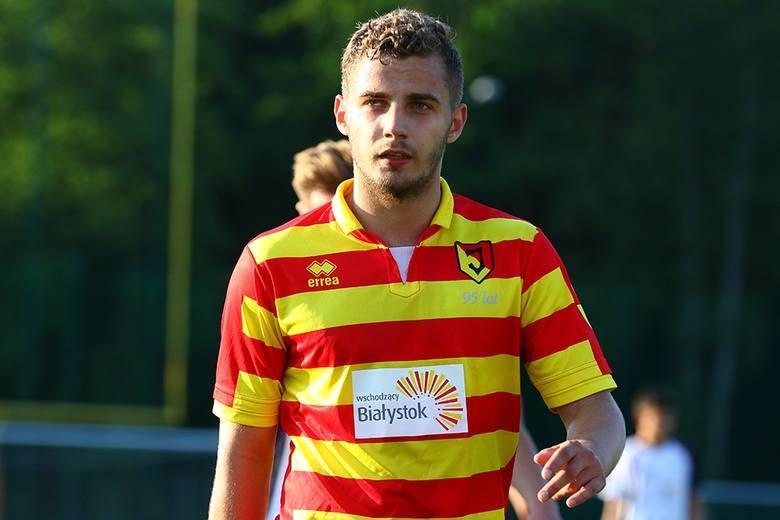 Emil GajkoUr. 1996, wychowanek Jagiellonii, napastnik.W Jagiellonii zagrał w dwóch meczach w 2014 roku i w jednym w 2015. Obecnie w czwartoligowym Sokole