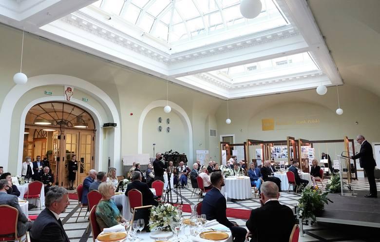 Reprezentacyjna Sala Polska – miejsce spotkań, konferencji, ale też edukacji