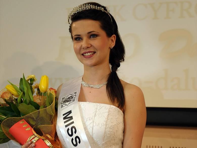 Miss Maturzystek 2012 Patrycja Andraszek.