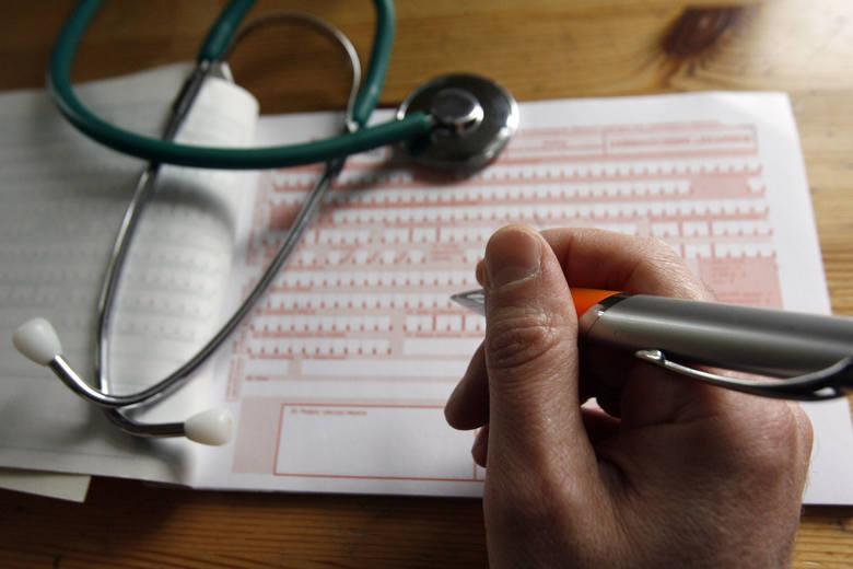Od 1 grudnia bunt lekarzy w sprawie e-zwolnień?