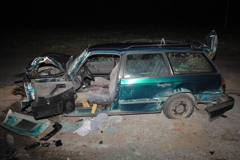 Do wypadku doszło w miejscowości Pigany, na drodze powiatowej relacji Sieniawa - Piskorowice w pow przeworskim.Jak wynika ze wstępnych ustaleń policjantów,