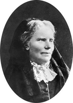 Elizabeth Blackwellur. 3 lutego 1821 r., zm. 31 maja 1910 r.Pierwsza amerykańska i brytyjska dyplomowana lekarka, feministka, walcząca o prawa kobiet