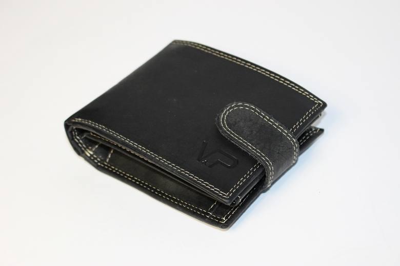 PortfelNowy portfel to elegancki prezent dla praktycznego mężczyzny.