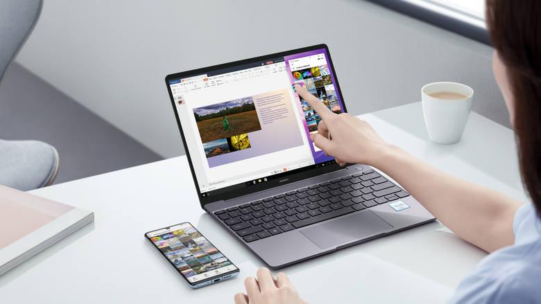 Pracujesz zdalnie? Nowy Huawei MateBook 13 ułatwi Ci życie