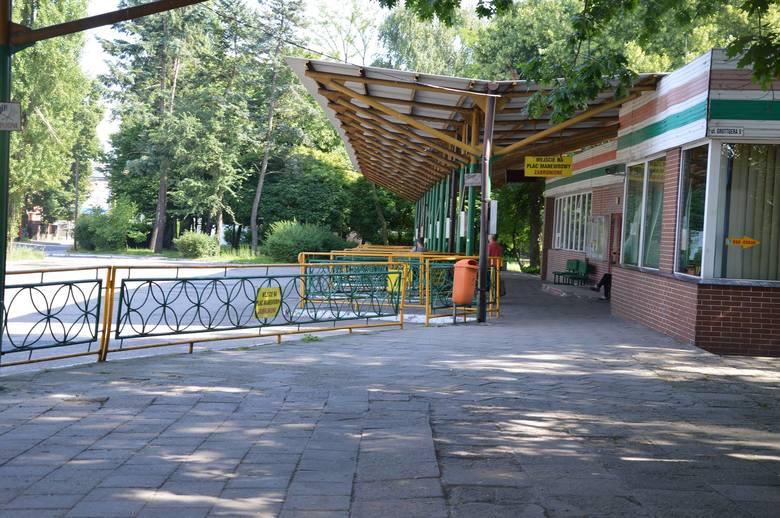 PKS zamierza sprzedać cały dworzec w Świebodzinie.  Podróżni będą korzystać z wyremontowanego dworca PKP