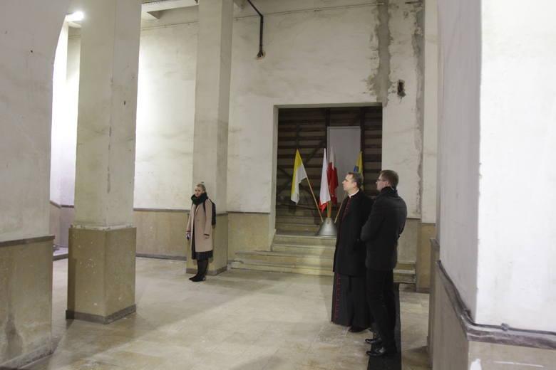 Podziemia katowickiej katedry pomieszczą Górnośląski PanteonZobacz kolejne zdjęcia. Przesuwaj zdjęcia w prawo - naciśnij strzałkę lub przycisk NASTĘ