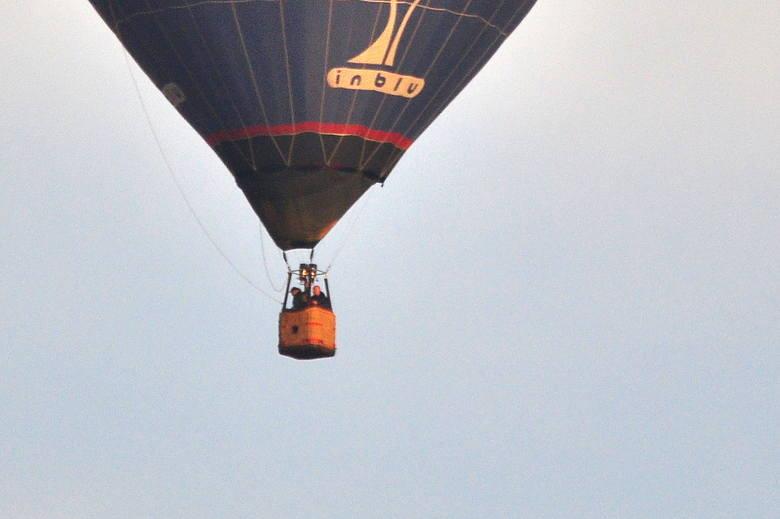 Balon nad Gorzowem