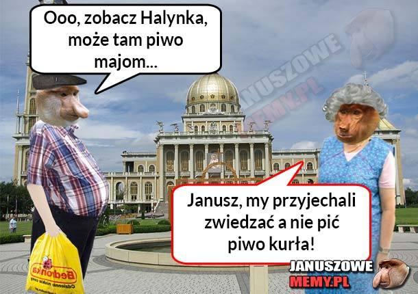 Janusz i Grażyna na wakacjach - najlepsze memy o wczasach w Polsce i za granicą