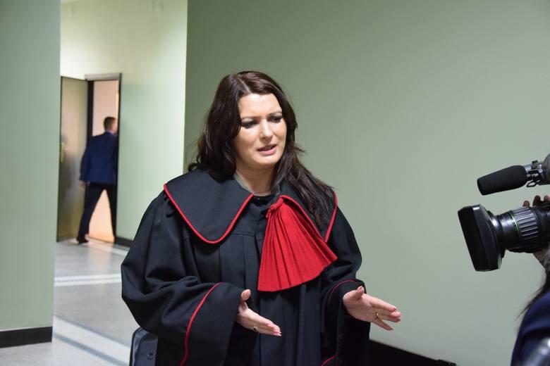 Przed Sądem Okręgowym w Przemyślu ruszył proces 36-letniej Andrei P. oskarżonej o zabójstwo swojego 2-letniego syna. Nz. Beata Starzecka-Skrzypiec, zastępca prokuratora okręgowego w Przemyślu.