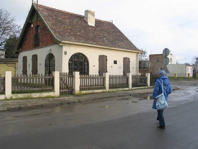 Zabytkowy dom rodziny Kasprowiczów w inowrocławskim Szymborzu