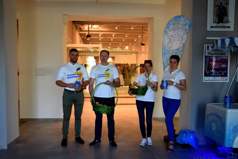 Green Craft, Szum Butów Stróża i Piotr Baran zagrali dla Małgorzaty Jacaszek-Piekarskiej [ZDJĘCIA, FILM]
