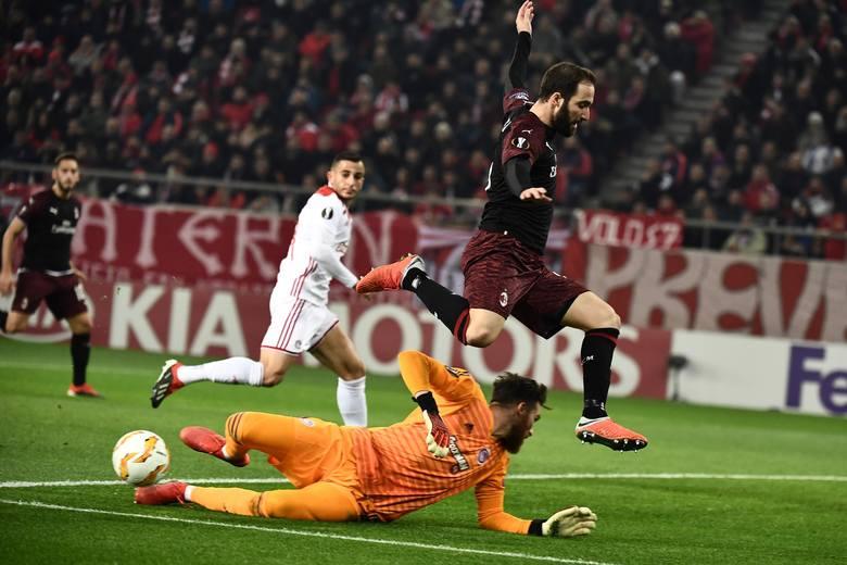 Liga Europy. Niespodzianka! Milan odpada w fazie grupowej