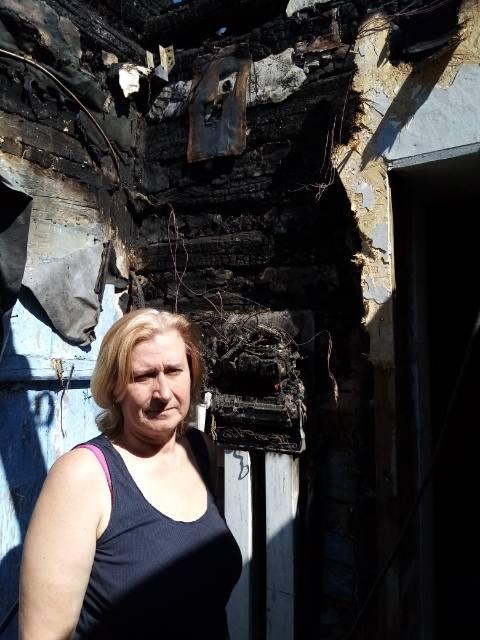 Sułkowice. Rodzina, której dom częściowo spłonął potrzebuje pomocy