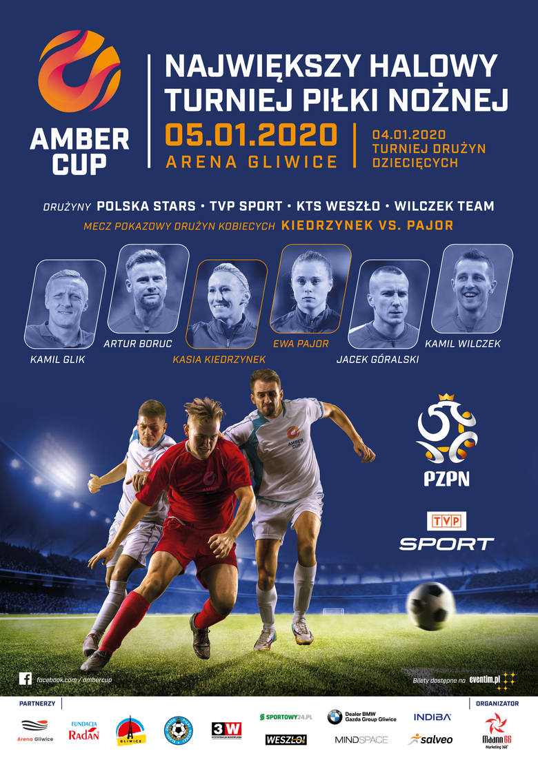 Plakat Amber Cup