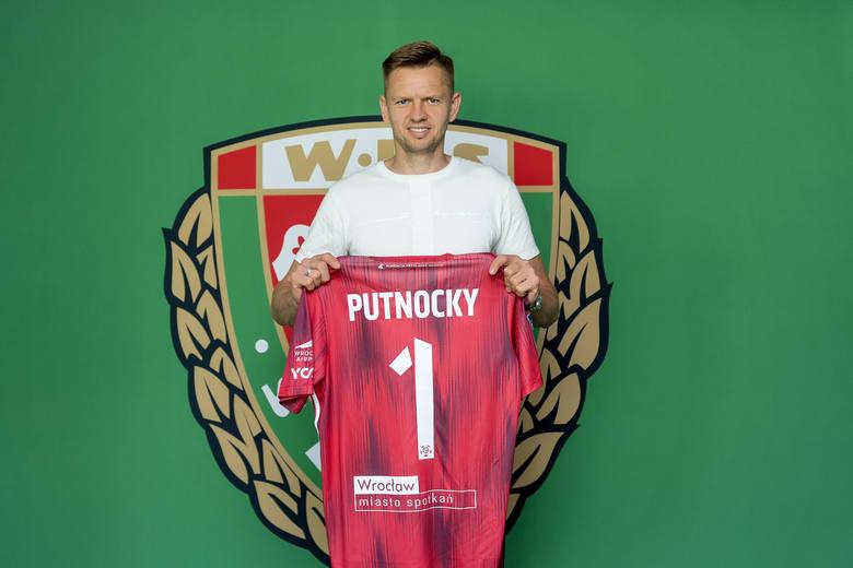 Matúš Putnocký zostaje w Śląsku Wrocław. Podpisał nowy kontrakt, który obowiązuje do czerwca 2022 roku