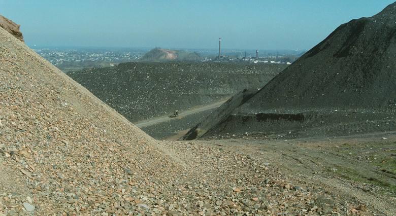 Szarlota to najbardziej malownicza, częściowo pokryta roślinnością hałda odpadów pokopalnianych na Śląsku. Mieści się w Rydułtowach przy kopalni Rydułtowy.