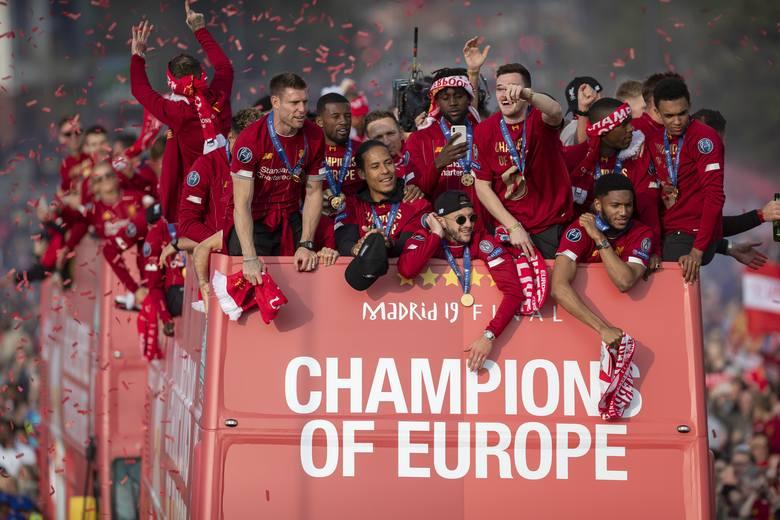 Liverpool był bezkonkurencyjny w ostatniej edycji Ligi Mistrzów