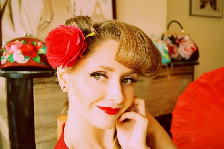 Nowotarżanka walczy o tytuł najpiękniejszej Pin-up Girl w Las Vegas [GALERIA]